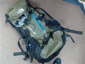 THE NORTH FACE Backpack TERRA 65 MOSS GREEN MINT LIKE NEW